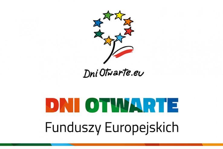 Logo Dni Otwartych Funduszy Europejskich